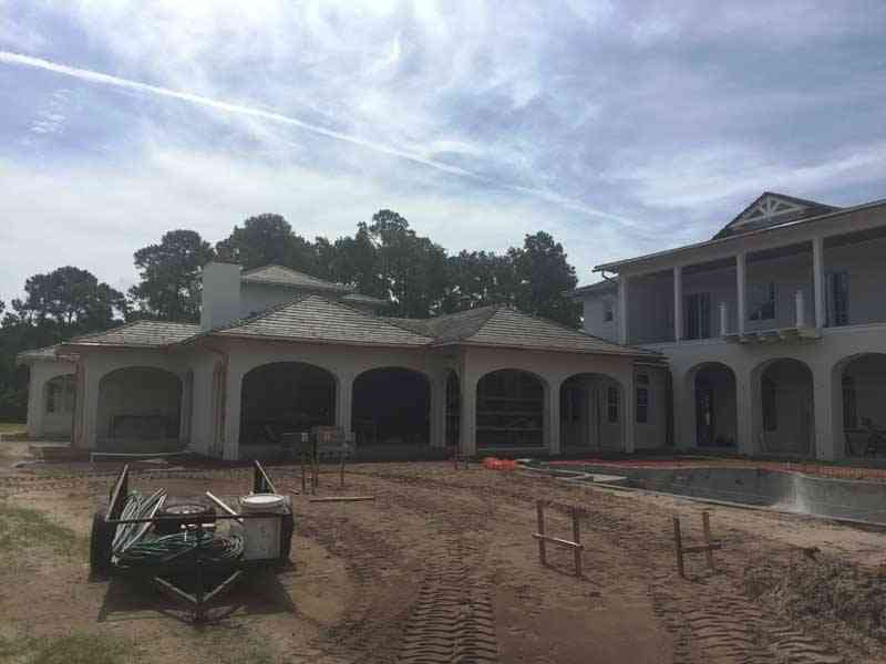 clay tile roofing vallucia county fl