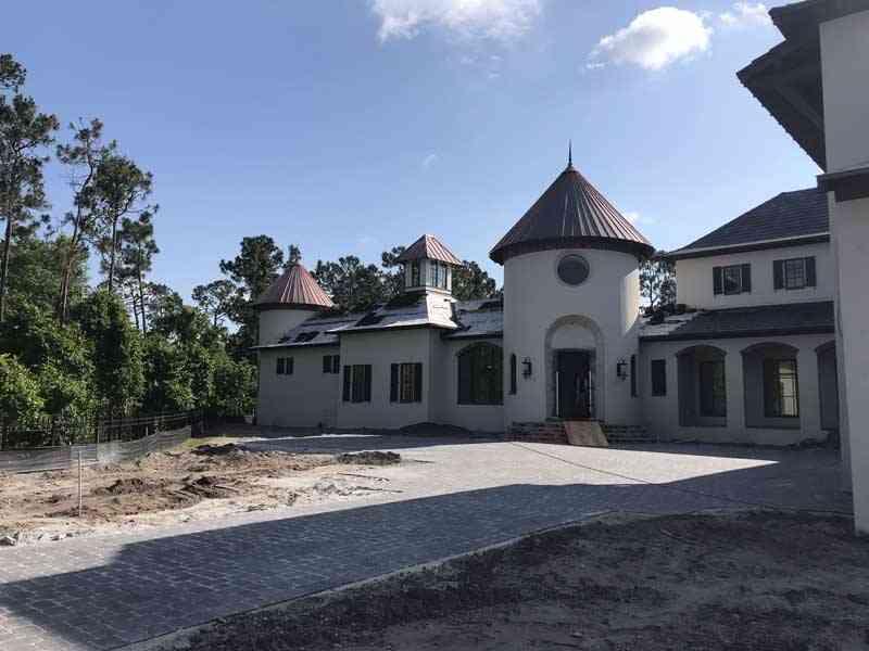 copper roof cost vallucia county fl
