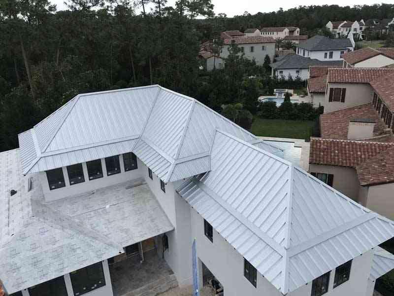 metal roofing repair mount dora fl