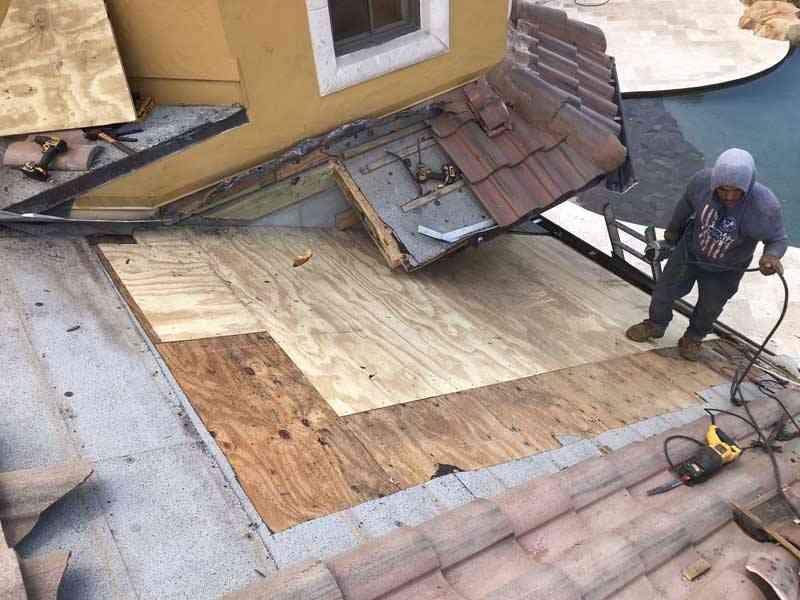 roofing contractors in my area sorreno fl