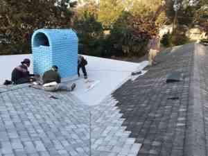 shingle roofing installation oviedo fl