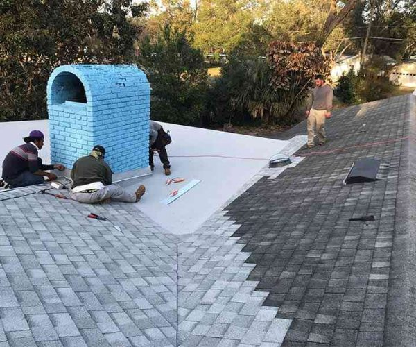 shingle roofing installation oviedo fl
