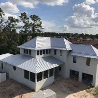types of residential metal roofing daytona beach fl